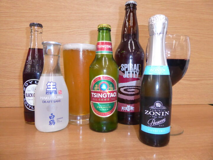 Beverage Selections